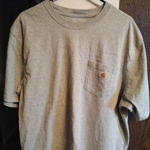Carhartt shirt with breast pocket